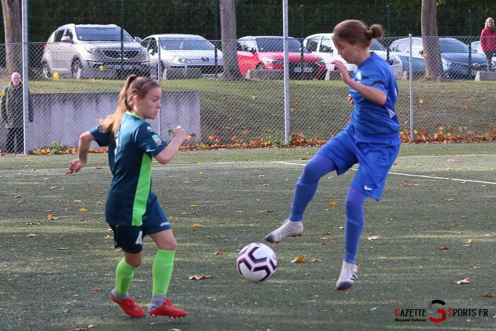 Football Feminin Longueau Vs Henin Beaumont (reynald Valleron) (3)