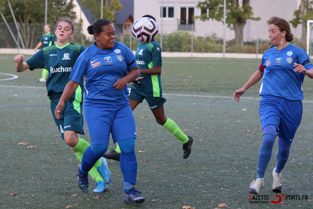 Football Feminin Longueau Vs Henin Beaumont (reynald Valleron) (33)