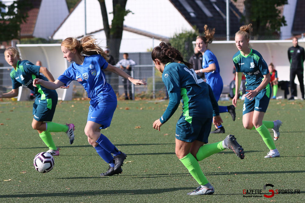 Football Feminin Longueau Vs Henin Beaumont (reynald Valleron) (45)