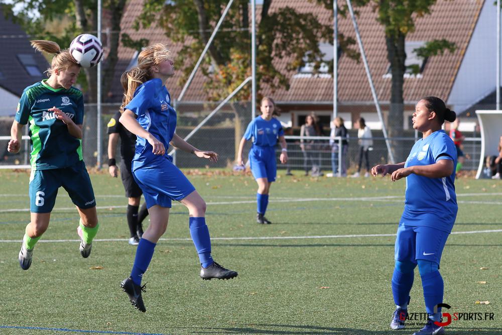 Football Feminin Longueau Vs Henin Beaumont (reynald Valleron) (46)