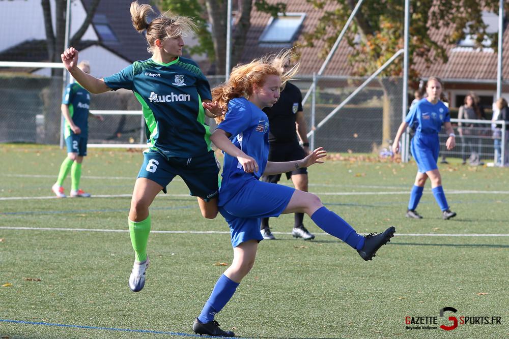 Football Feminin Longueau Vs Henin Beaumont (reynald Valleron) (48)