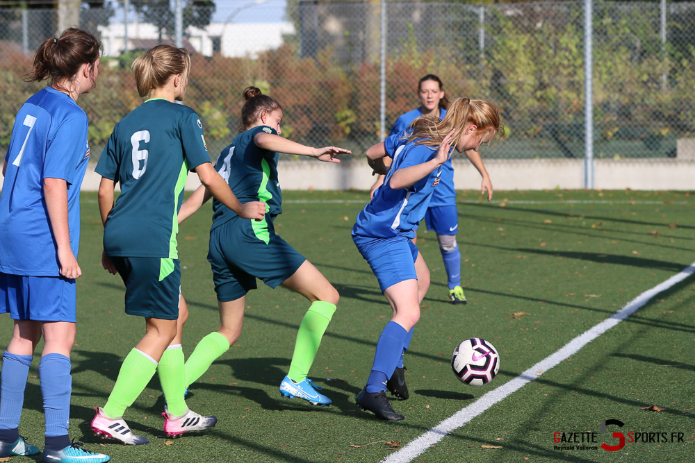 Football Feminin Longueau Vs Henin Beaumont (reynald Valleron) (52)
