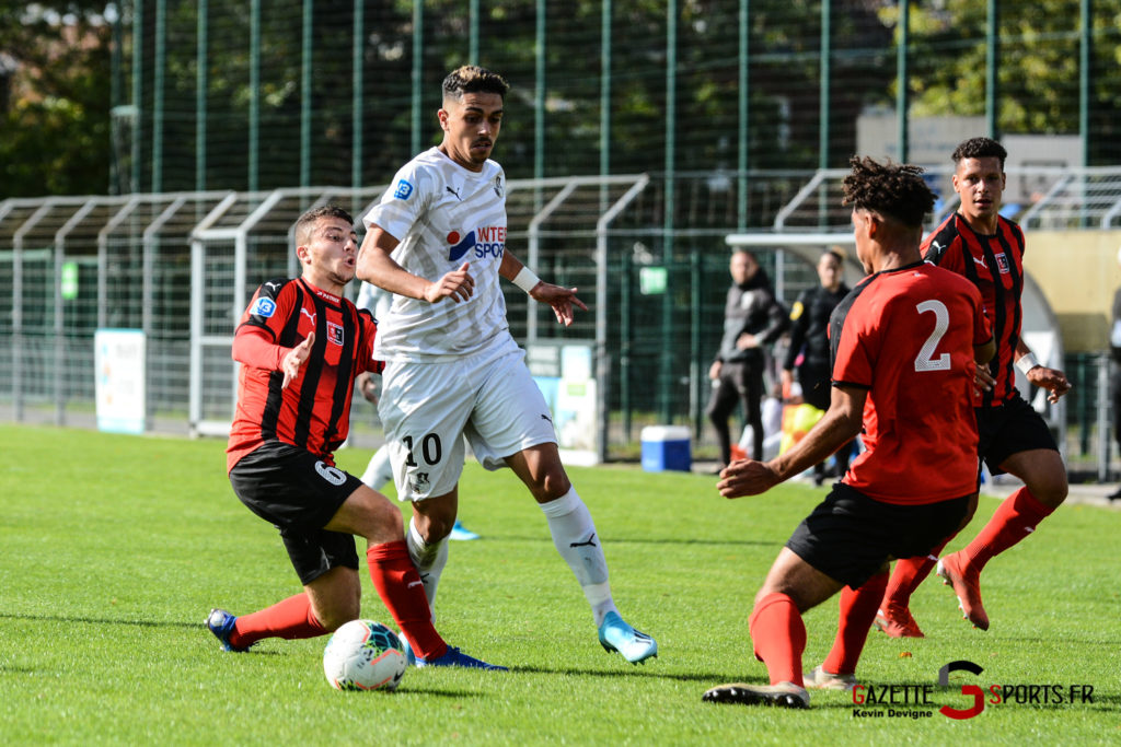 Football Asc(b) Vs Boulogne(b) Kevin Devigne Gazettesports 19