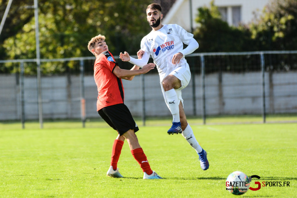 Football Asc(b) Vs Boulogne(b) Kevin Devigne Gazettesports 22