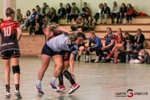 Handball Feminin Asm Rivery Vs Valenciennes Gazettesports Coralie Sombret 14