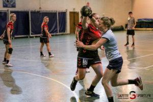 Handball Feminin Asm Rivery Vs Valenciennes Gazettesports Coralie Sombret 2
