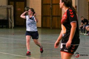 Handball Feminin Asm Rivery Vs Valenciennes Gazettesports Coralie Sombret 6