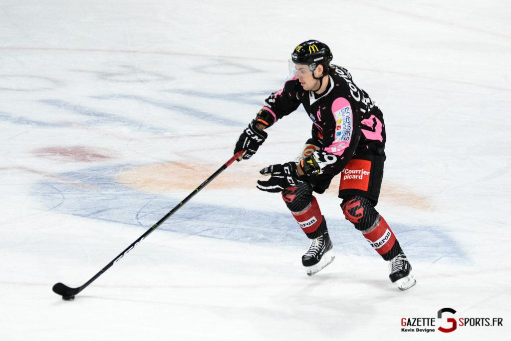 Hockey Sur Glace Gothiques Vs Nice Kévin Devigne Gazettesports 36