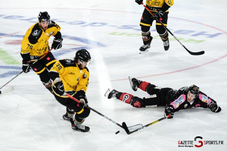 Hockey Sur Glace Gothiques Vs Nice Kévin Devigne Gazettesports 4