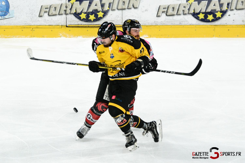 Hockey Sur Glace Gothiques Vs Nice Kévin Devigne Gazettesports 70