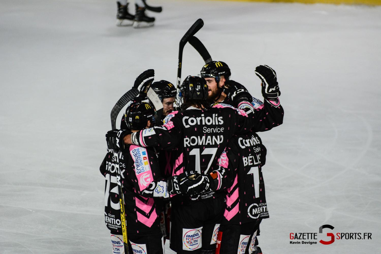 Hockey Sur Glace Gothiques Vs Bordeaux Kevin Devigne Gazettesports 116