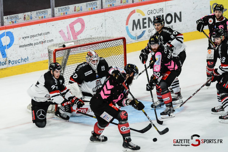 Hockey Sur Glace Gothiques Vs Bordeaux Kevin Devigne Gazettesports 142