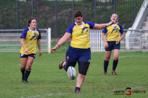Rugby Feminin Rca Vs Armentière Grande Synthe Gazettesports Coralie Sombret 66