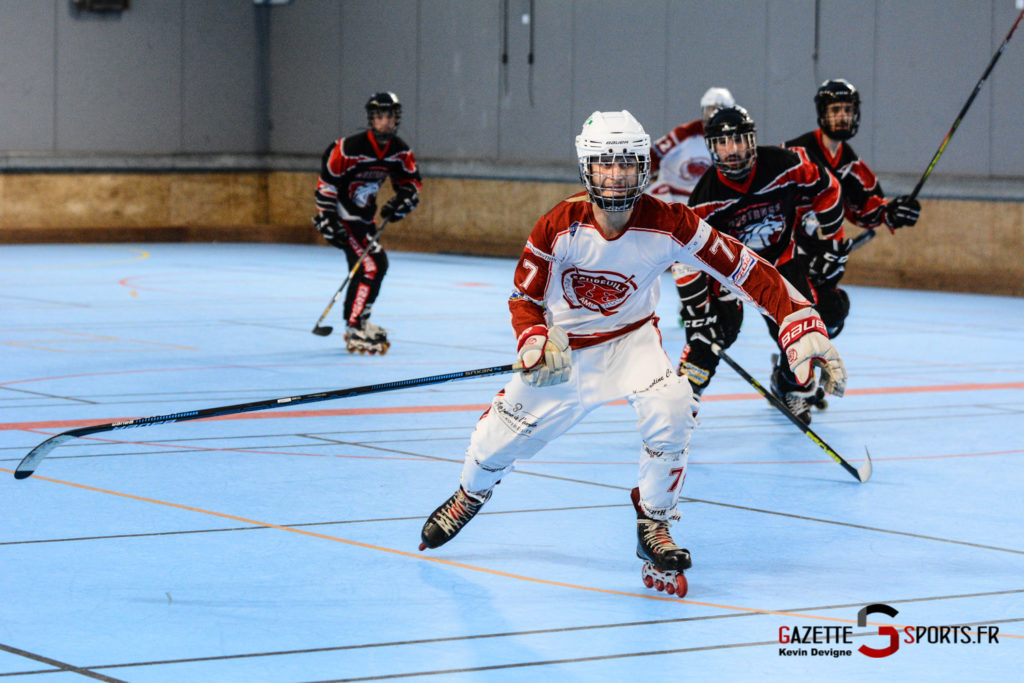 Roller Hockey Amiens Ecureuils Vs Mustangs La Chapelle Kevin Devigne Gazettesports 13