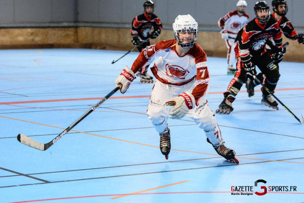 Roller Hockey Amiens Ecureuils Vs Mustangs La Chapelle Kevin Devigne Gazettesports 14