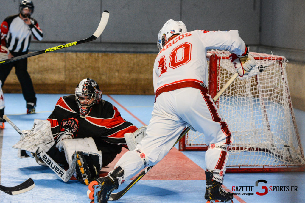 Roller Hockey Amiens Ecureuils Vs Mustangs La Chapelle Kevin Devigne Gazettesports 17