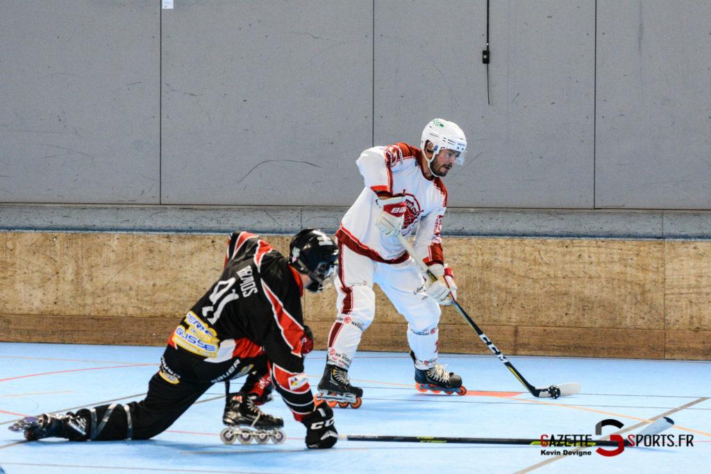Roller Hockey Amiens Ecureuils Vs Mustangs La Chapelle Kevin Devigne Gazettesports 18