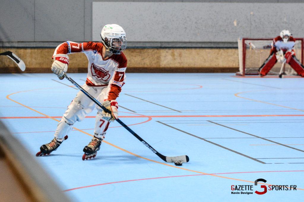 Roller Hockey Amiens Ecureuils Vs Mustangs La Chapelle Kevin Devigne Gazettesports 19
