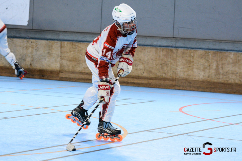 Roller Hockey Amiens Ecureuils Vs Mustangs La Chapelle Kevin Devigne Gazettesports 2