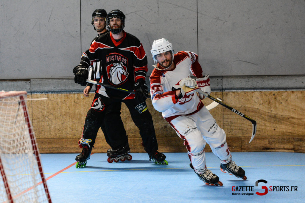 Roller Hockey Amiens Ecureuils Vs Mustangs La Chapelle Kevin Devigne Gazettesports 20