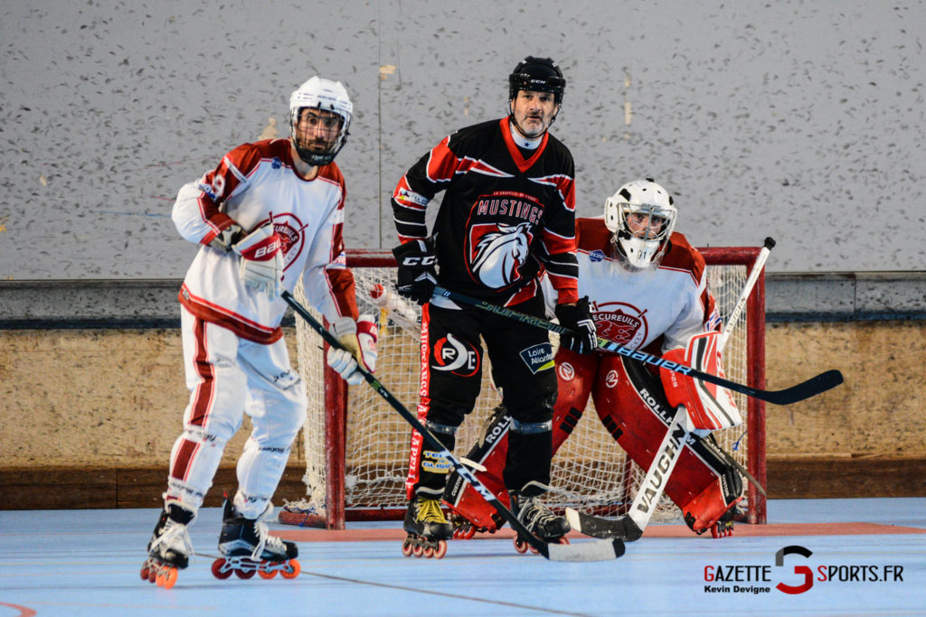 Roller Hockey Amiens Ecureuils Vs Mustangs La Chapelle Kevin Devigne Gazettesports 21