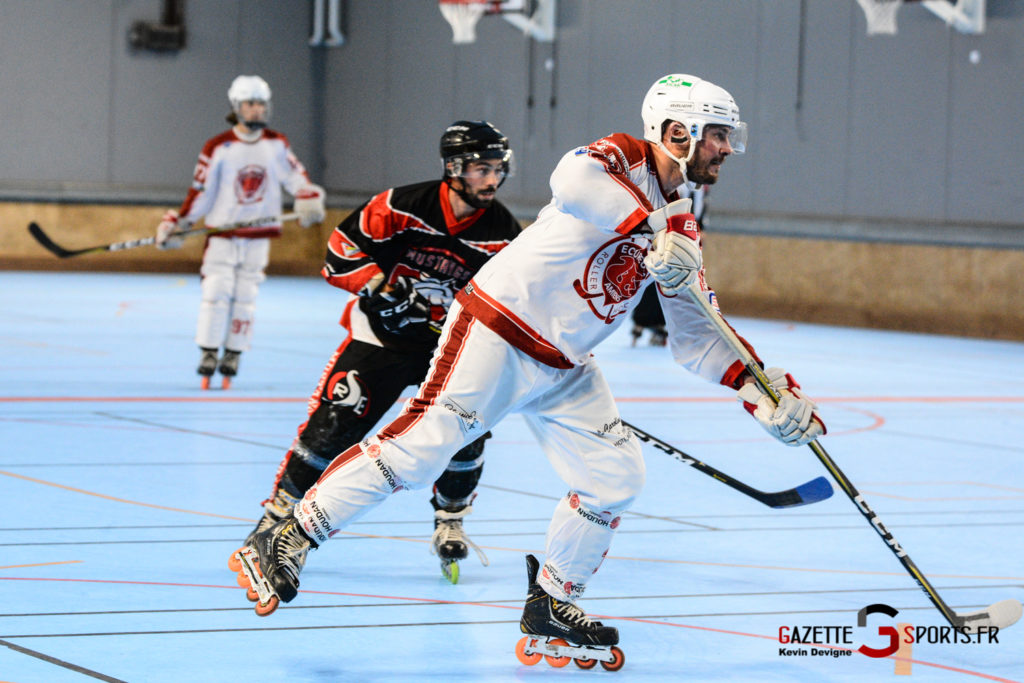 Roller Hockey Amiens Ecureuils Vs Mustangs La Chapelle Kevin Devigne Gazettesports 24