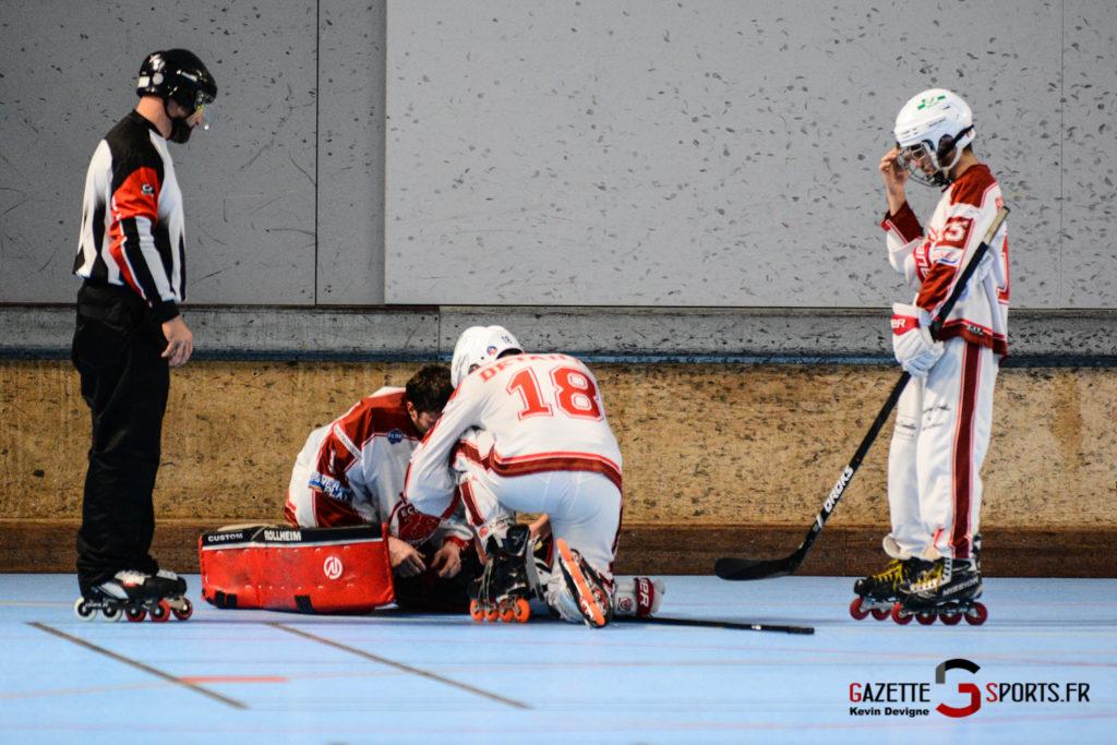 Roller Hockey Amiens Ecureuils Vs Mustangs La Chapelle Kevin Devigne Gazettesports 26