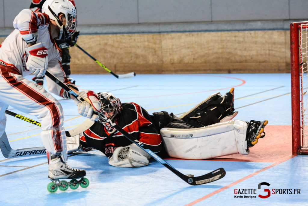Roller Hockey Amiens Ecureuils Vs Mustangs La Chapelle Kevin Devigne Gazettesports 27