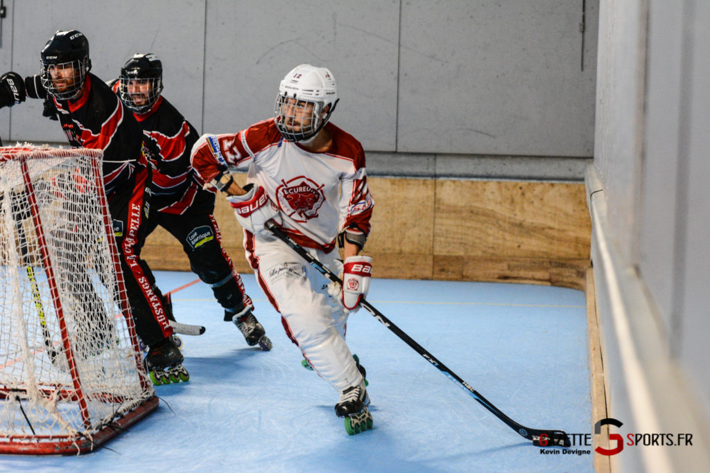 Roller Hockey Amiens Ecureuils Vs Mustangs La Chapelle Kevin Devigne Gazettesports 28