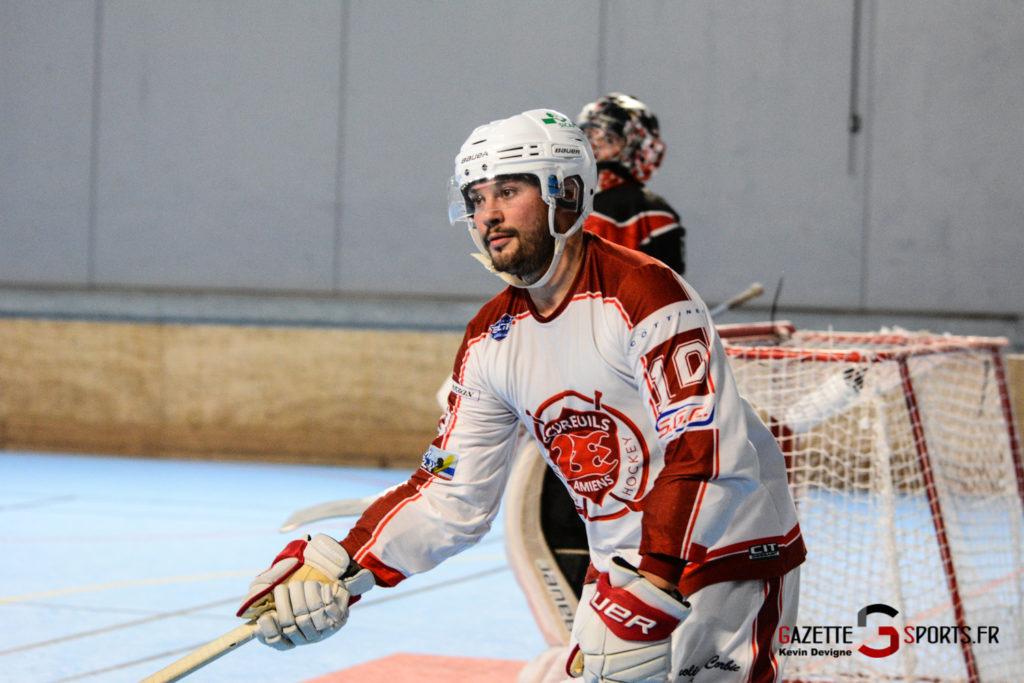 Roller Hockey Amiens Ecureuils Vs Mustangs La Chapelle Kevin Devigne Gazettesports 29