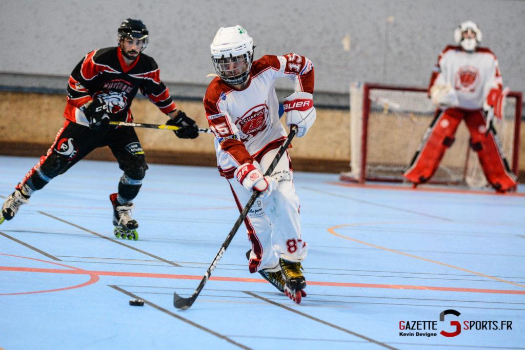Roller Hockey Amiens Ecureuils Vs Mustangs La Chapelle Kevin Devigne Gazettesports 31
