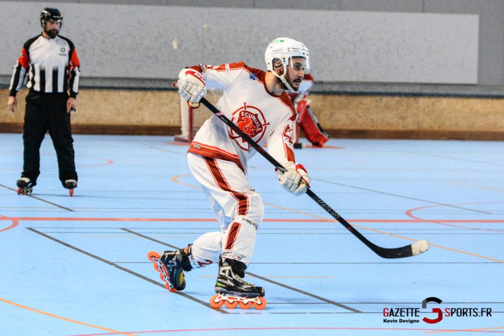 Roller Hockey Amiens Ecureuils Vs Mustangs La Chapelle Kevin Devigne Gazettesports 32