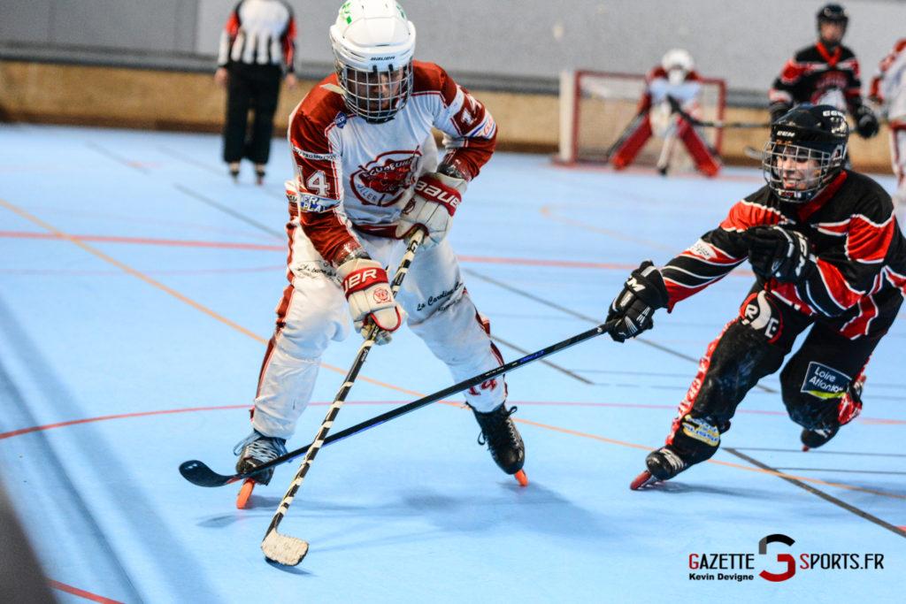 Roller Hockey Amiens Ecureuils Vs Mustangs La Chapelle Kevin Devigne Gazettesports 34