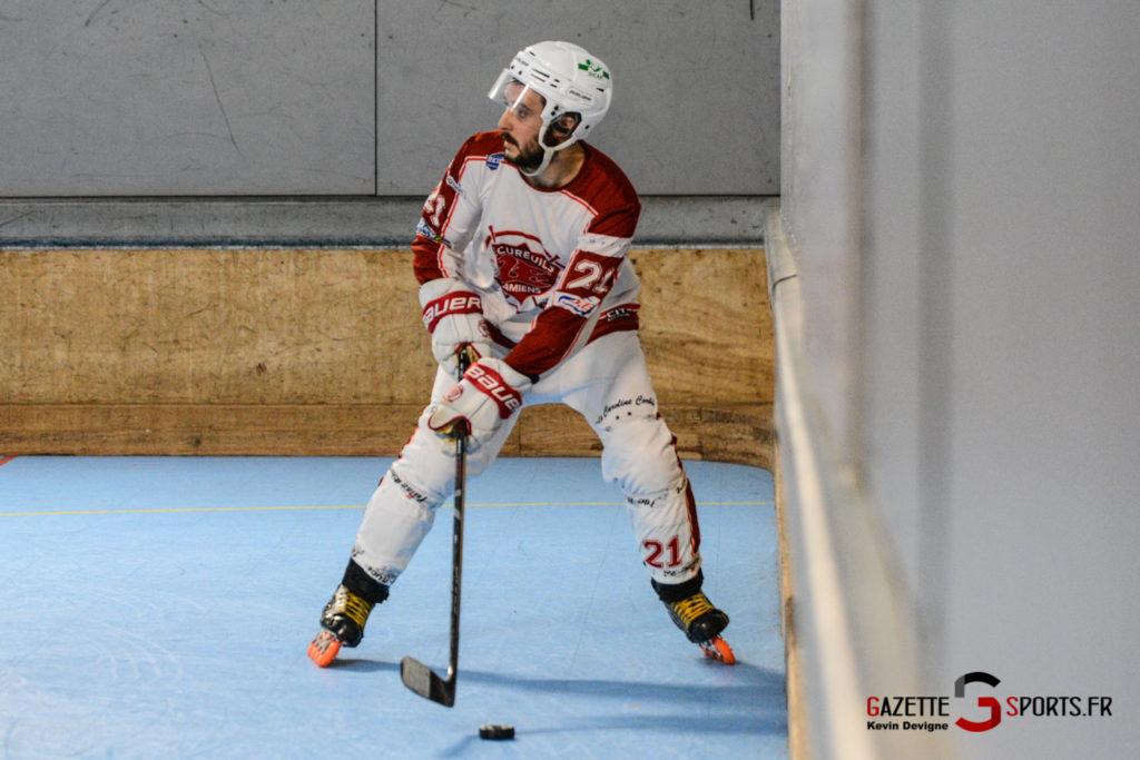 Roller Hockey Amiens Ecureuils Vs Mustangs La Chapelle Kevin Devigne Gazettesports 36