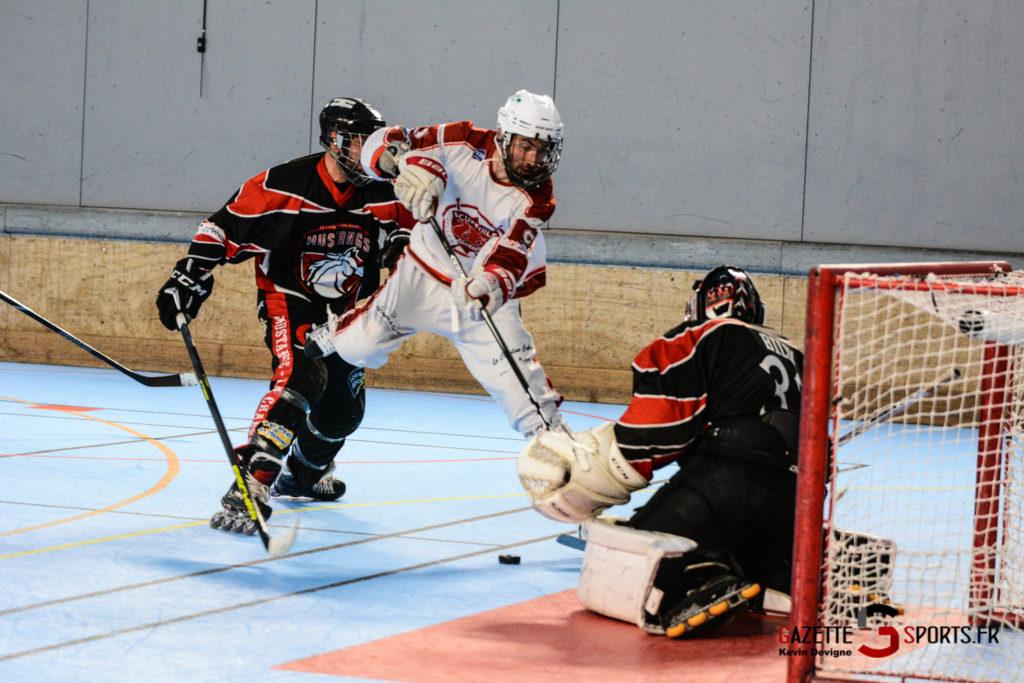 Roller Hockey Amiens Ecureuils Vs Mustangs La Chapelle Kevin Devigne Gazettesports 37