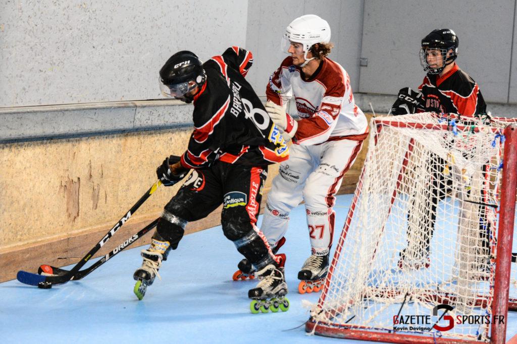 Roller Hockey Amiens Ecureuils Vs Mustangs La Chapelle Kevin Devigne Gazettesports 39