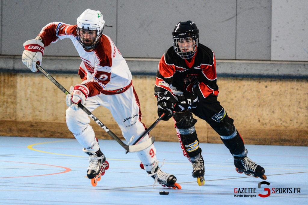 Roller Hockey Amiens Ecureuils Vs Mustangs La Chapelle Kevin Devigne Gazettesports 40
