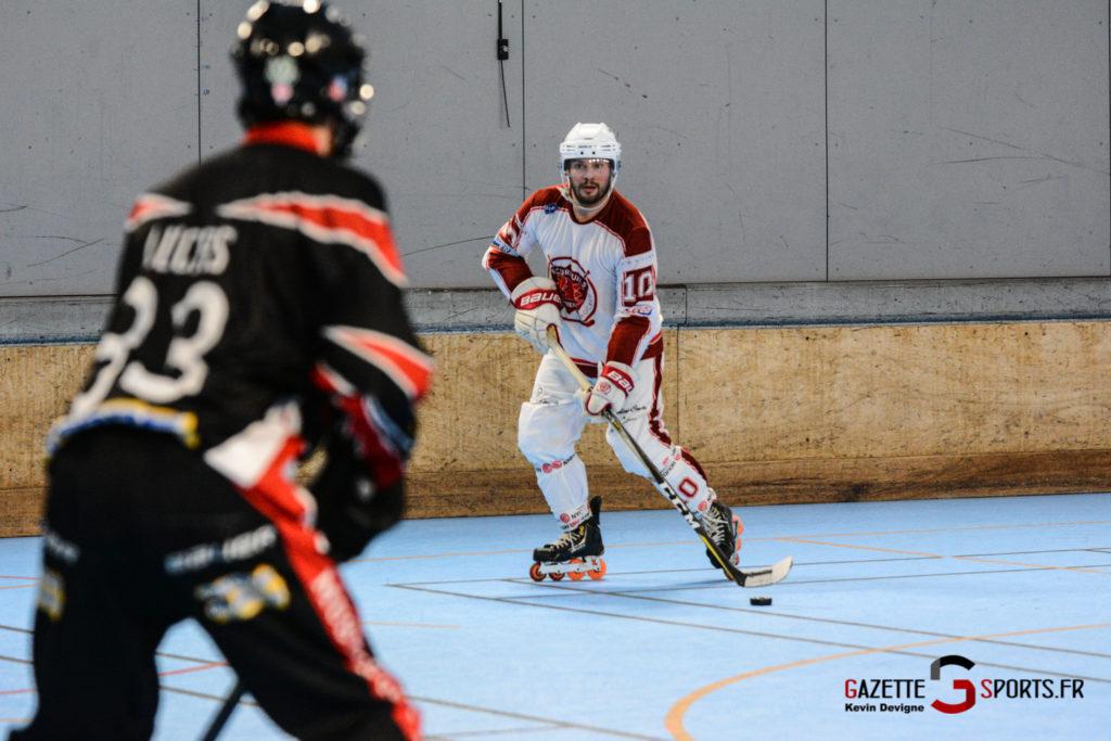Roller Hockey Amiens Ecureuils Vs Mustangs La Chapelle Kevin Devigne Gazettesports 44