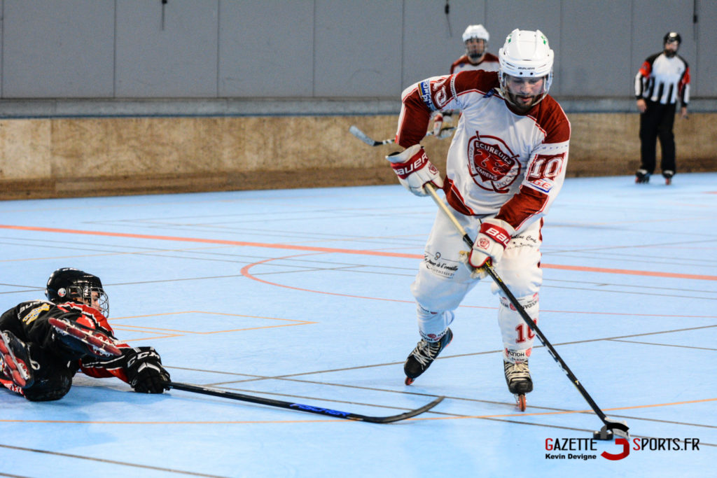 Roller Hockey Amiens Ecureuils Vs Mustangs La Chapelle Kevin Devigne Gazettesports 45