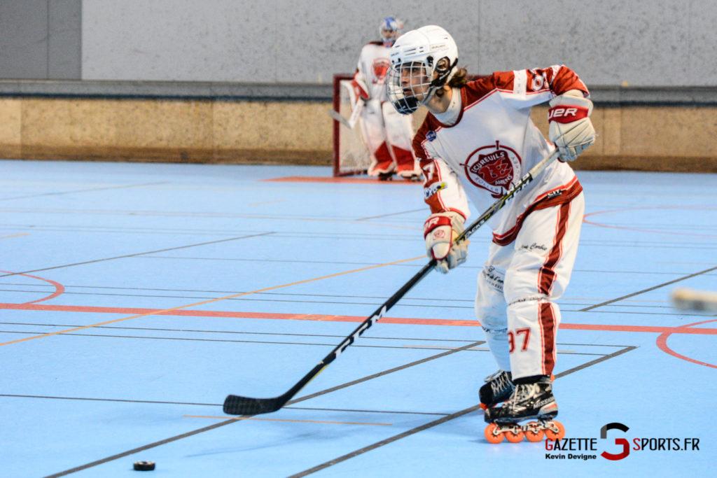 Roller Hockey Amiens Ecureuils Vs Mustangs La Chapelle Kevin Devigne Gazettesports 46