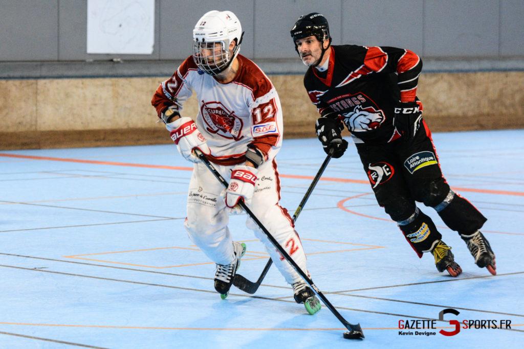 Roller Hockey Amiens Ecureuils Vs Mustangs La Chapelle Kevin Devigne Gazettesports 48