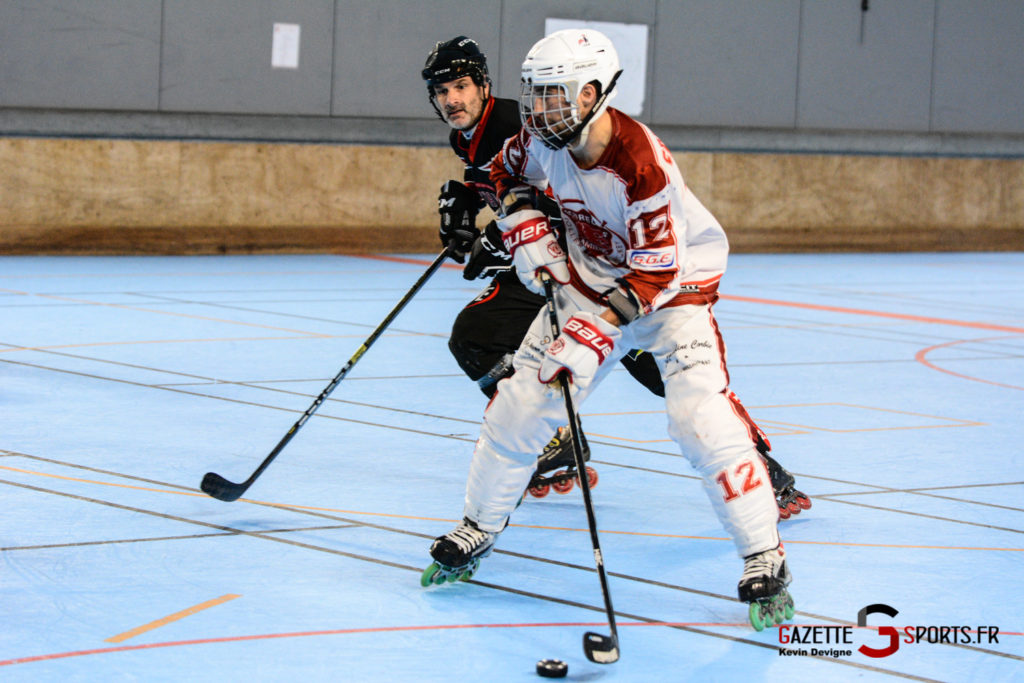 Roller Hockey Amiens Ecureuils Vs Mustangs La Chapelle Kevin Devigne Gazettesports 49