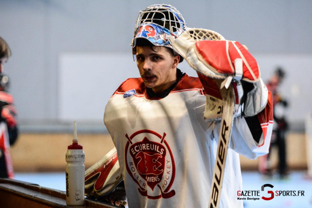 Roller Hockey Amiens Ecureuils Vs Mustangs La Chapelle Kevin Devigne Gazettesports 5