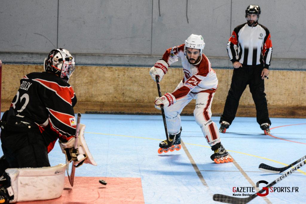 Roller Hockey Amiens Ecureuils Vs Mustangs La Chapelle Kevin Devigne Gazettesports 50
