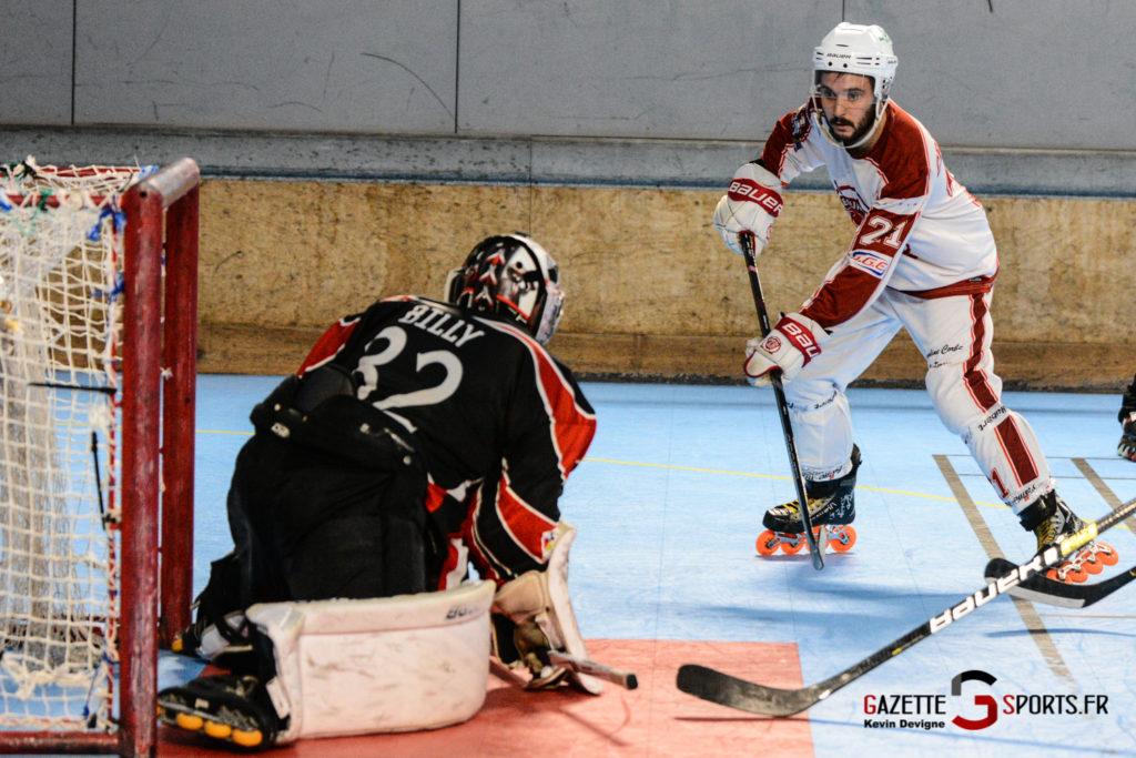 Roller Hockey Amiens Ecureuils Vs Mustangs La Chapelle Kevin Devigne Gazettesports 51