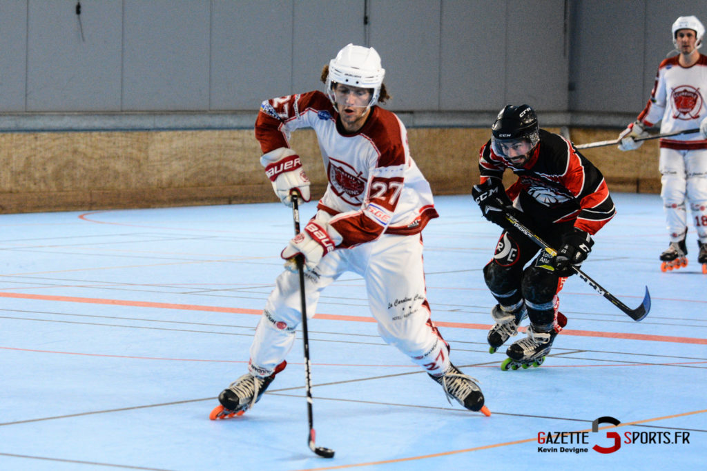 Roller Hockey Amiens Ecureuils Vs Mustangs La Chapelle Kevin Devigne Gazettesports 52