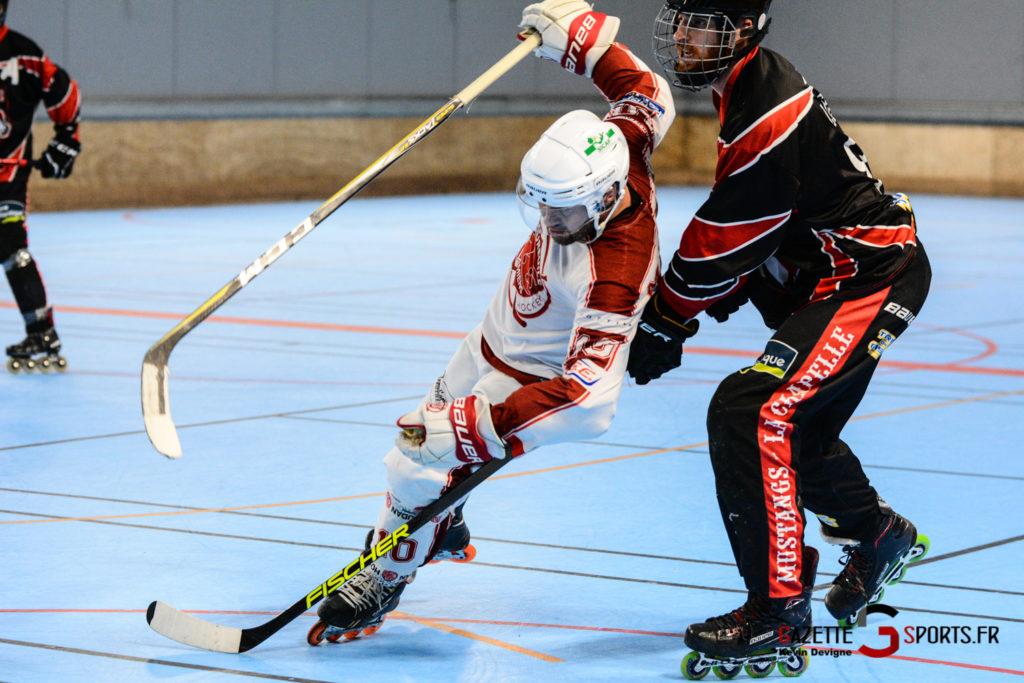 Roller Hockey Amiens Ecureuils Vs Mustangs La Chapelle Kevin Devigne Gazettesports 54