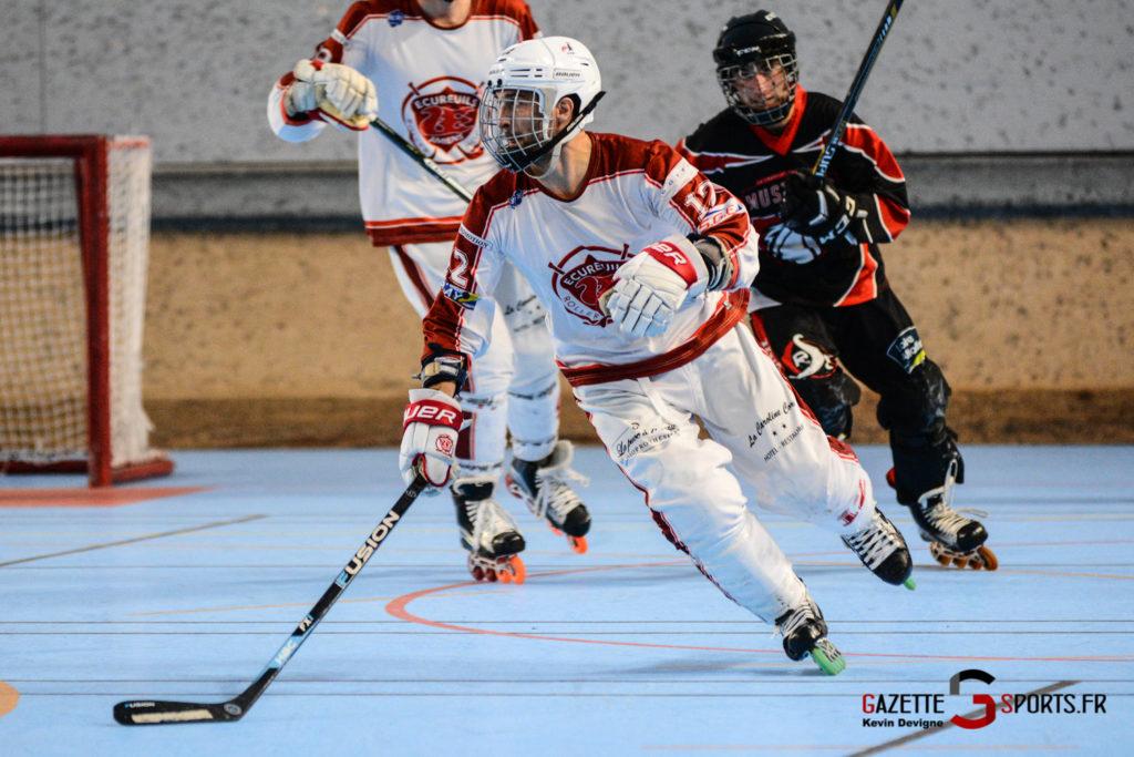 Roller Hockey Amiens Ecureuils Vs Mustangs La Chapelle Kevin Devigne Gazettesports 55