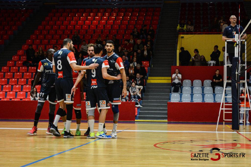 Volley Ball Amvb Vs As Cesson Saint Brieuc Kevin Devigne Gazettesports 10