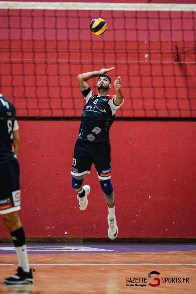 Volley Ball Amvb Vs As Cesson Saint Brieuc Kevin Devigne Gazettesports 11